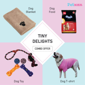 tiny delights combo for your puppy