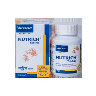 Zinc, Vitamin, Calcium, Phosphorous, Iron Supplement for Dog